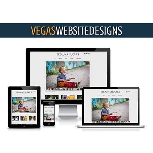 Las Vegas Website Newsletter