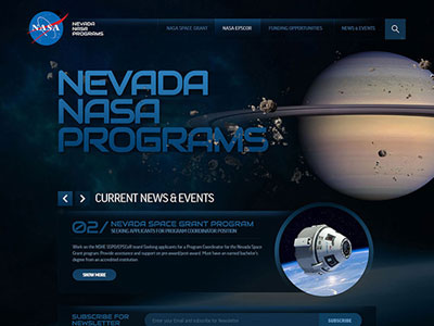 new nevada nasa