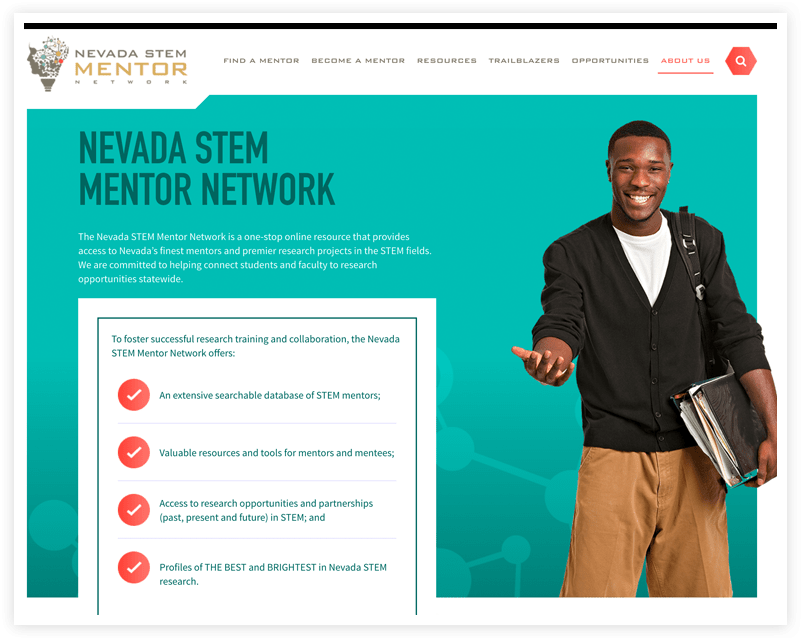 Nevada STEM Mentor Network After