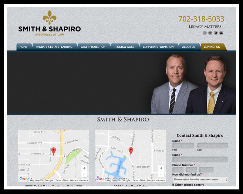 Smith & Shapiro Before